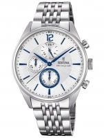 Ceas: Ceas barbatesc Festina F20285/1 Timeless Cronograf  41mm 5ATM