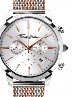 Ceas: Ceas barbati Thomas Sabo WA0287-283-201 Rebel Spirit Chrono  42mm 5ATM
