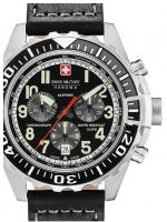 Ceas: Ceas barbatesc Swiss Military Hanowa 06-4304.04.007.07 Touchdown Chrono 45mm 10ATM