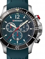 Ceas: Ceas barbatesc Wenger 01.0643.114 Seaforce Chrono. 43mm 20ATM