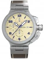 Ceas: Ceas barbatesc TW-Steel ACE202 Spitfire Cronograf 46mm 10ATM