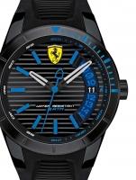 Ceas: Ceas barbatesc Scuderia Ferrari 0830427 Red-Rev T 44mm 3ATM