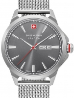 Ceas: Ceas barbatesc Swiss Military Hanowa 06-3346.04.009 Day Date Classic 45mm 10ATM