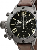 Ceas: Ceas barbatesc U-Boat 6549/T Classico 53mm Titan Autom. Cronograf 200M