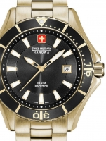 Ceas: Ceas barbatesc Swiss Military Hanowa 06-5296.02.007 Nautila  46mm 10ATM