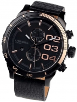 Ceas: Diesel DZ4327 Double Down Chrono Herren 51mm 10ATM