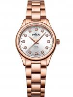 Ceas: Ceas de dama Rotary LB05096/02/D Oxford  28mm 5ATM