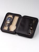 Ceas: Suport ceas Rothenschild RS-1150-4DBR Pentru 4 Ceasuri