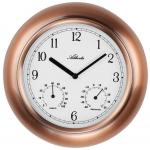 Ceas: Ceas de perete Atlanta 4446  Termometru si Hidrometru