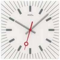 Ceas: AMS 9576 Wanduhr modern - Serie: AMS Design