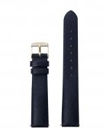 Ceas: Cluse Ersatzband CLS360 [16 mm] blau  m. gold Schließe