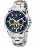 Ceas: Ceas barbatesc Maserati R8873621016 Successo Cronograf 44mm 5ATM