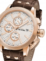 Ceas: TW-Steel CE7013 CEO Adesso Chronograph 45mm 10ATM