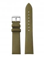Ceas: Cluse Ersatzband CLS036 [18 mm] grün m. silber Schließe