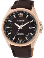 Ceas: Ceas barbatesc Citizen Eco-Drive Elegant CB0017-03W 43 mm 100M