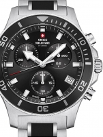 Ceas: Ceas barbatesc Swiss Military SM34067.01 Cronograf  42mm 10ATM