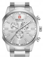 Ceas: Ceas barbatesc Swiss Military Hanowa 06-5308.04.009 Classic Chrono 44mm 10ATM
