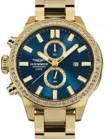 Ceas: Ceas de dama Haemmer G-3 Gate Cronograf 45mm 10ATM