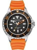 Ceas: Ceas barbatesc NAUTICA NMX 650 A18633G Dive Style- Scufundari 20 ATM 50 mm