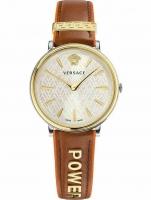 Ceas: Ceas de dama Versace VBP070017 V Circle 38mm 5ATM