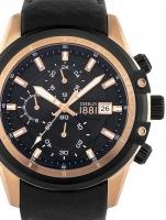 Ceas: Ceas barbatesc Cerruti CRA23501 Valdaone Cronograf 48mm 10ATM