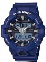 Ceas: Ceas barbatesc Casio GA-700-2AER G-Shock  53mm 20ATM
