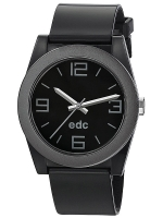 Ceas: edc by Esprit EE100892002 Pure Frame Midnight Black Damenuhr