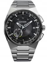 Ceas: Ceas barbatesc Citizen Eco-Drive Satellite Time System GPS TITAN CC2006-53E 48 mm 100M