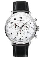 Ceas: Ceas barbatesc Zeppelin LZ129 7086-1  Cronograf