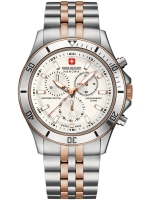Ceas: Ceas barbatesc Swiss Military Hanowa Flagship 06-5183.7.12.001 Cronograf 42 mm