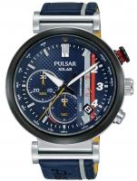 Ceas: Ceas barbatesc Pulsar PZ5079X1 Solar M-Sport  LimitedCronograf 44mm 10ATM