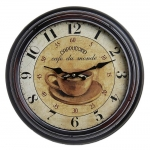 Ceas: Ceas de perete Antique HOME 18883 Cappuccino