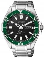 Ceas: Ceas barbatesc ( MODEL 2019 ) Citizen NY0071-81E  SUPER TITAN Automatic Diver 44mm 20ATM