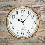 Ceas: AMS 5567  klassische Funkwanduhr  - Serie: AMS Design