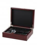Ceas: Rothenschild Uhrenbox RS-2376-8C für 8 Uhren braun