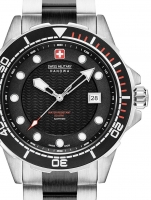 Ceas: Ceas barbatesc Swiss Military Hanowa 06-5315.33.007 Neptune Diver  44mm 20ATM