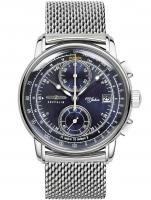 Ceas: Ceas barbatesc Zeppelin 8670M-3 Cronograf 43mm 5ATM