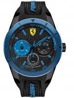 Ceas: Ceas barbatesc Scuderia Ferrari 0830256 Red Rev T 44mm 3ATM