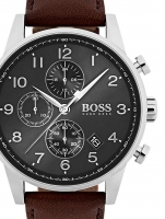 Ceas: Ceas barbatesc Hugo Boss 1513494 Navigator  44mm 5ATM