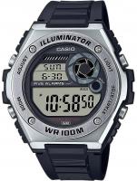 Ceas: Ceas barbatesc Casio MWD-100H-1AVEF  50mm 10ATM