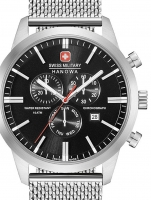 Ceas: Ceas barbatesc Swiss Military Hanowa 06-3308.04.007 Classic Chrono 44mm 10ATM