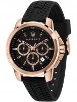 Ceas: Ceas barbatesc Maserati R8871621012 Successo Cronograf 44mm 5ATM