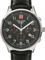 Ceas: Ceas barbatesc Swiss Alpine Military 7084.9537 Cronograf 43mm 10ATM