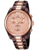 Ceas: Ceas barbatesc Festina F16858/1 Elegance Cronograf 42mm 10ATM