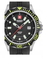 Ceas: Ceas barbatesc Swiss Military Hanowa 06-4306.04.007.06 Patrol 45mm 10ATM
