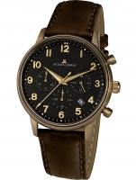 Ceas: Ceas barbatesc Jacques Lemans N-209ZK Retro Classic Cronograf 39mm 5ATM