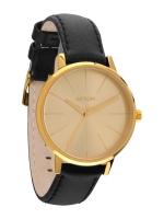 Ceas: NIXON Kensington Leather A-108-501 Gold Damenuhr