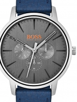 Ceas: Ceas barbatesc Boss Orange 1550066 Copenhagen Cronograf 42mm 5ATM