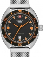 Ceas: Ceas barbatesc Swiss Alpine Military 7066.1139 Turtle  44mm 10ATM