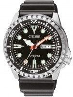 Ceas: Ceas barbatesc Citizen NH8380-15EE Day-Date Automatic 46mm 10ATM